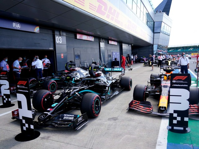British Grand Prix: How to watch F1 online and on TV today