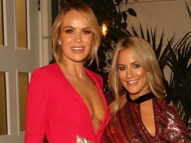 Amanda Holden slams ITV over Caroline Flack's death and claims she was 'thrown to the dogs'