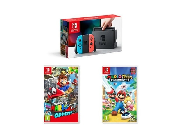 Amazon has the best Nintendo Switch deal on Cyber Monday