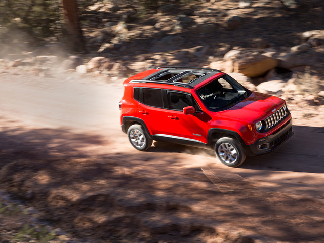 2018 Renegade Reviewed: Mild Updates Improve the Littlest Jeep