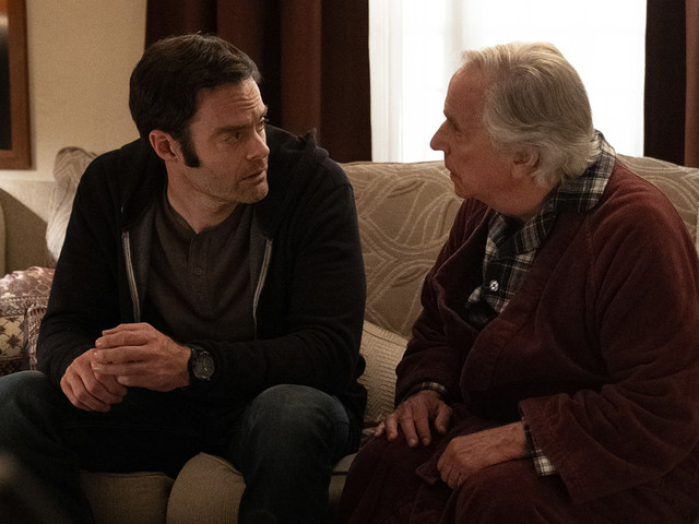 Exclusive: Bill Hader on 'Barry' Season 2 Episode 4 and Ensuring Sally's Story Rings True
