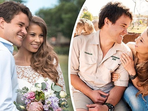 Bindi Irwin details how COVID-19 forced her and Chandler Powell to ditch their honeymoon plans