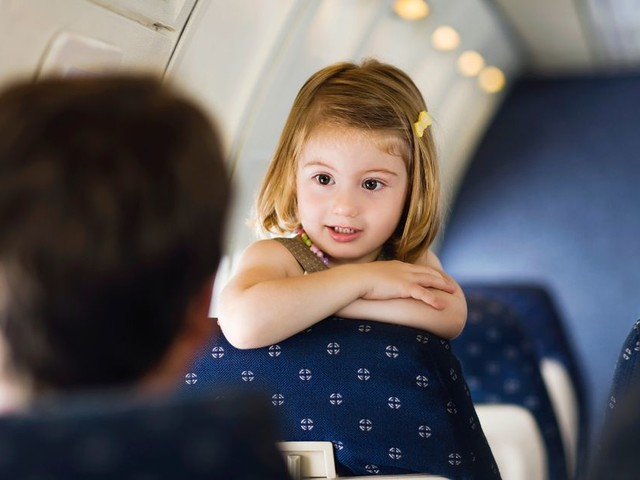 Cabin crew reveal the funniest things they've overheard kids saying on planes