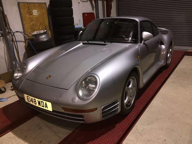 Rare Rides: A 1988 Porsche 959 for Over One Million Dollars