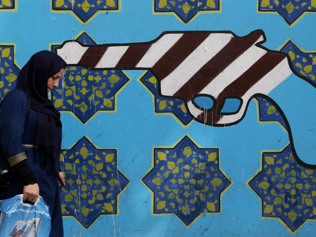 Financial markets braced for fresh Iran sanctions