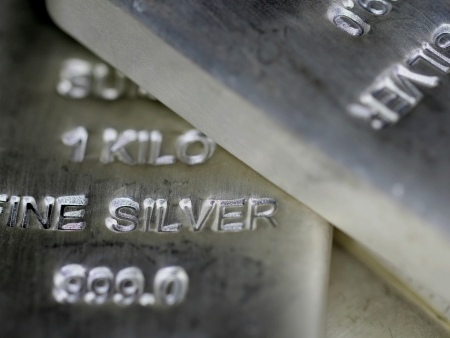 Silver: White Metal Trading On A Weaker Footing This Morning