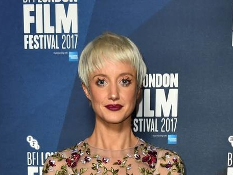 Andrea Riseborough: I face sexually inappropriate behaviour almost every week