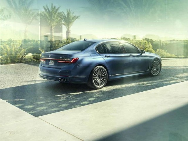 New Alpina B7 brings 205mph performance to 7 Series