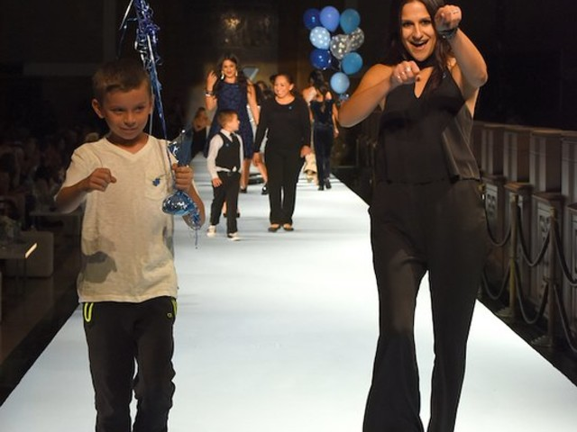Autism Speaks' Into The Blue Fashion Gala Is A Huge Success