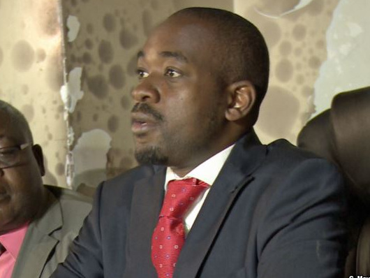 Zimbabwe: Sanctions, Zanu-PF Are Twin Evils That Must Be Given the Boot - Chamisa