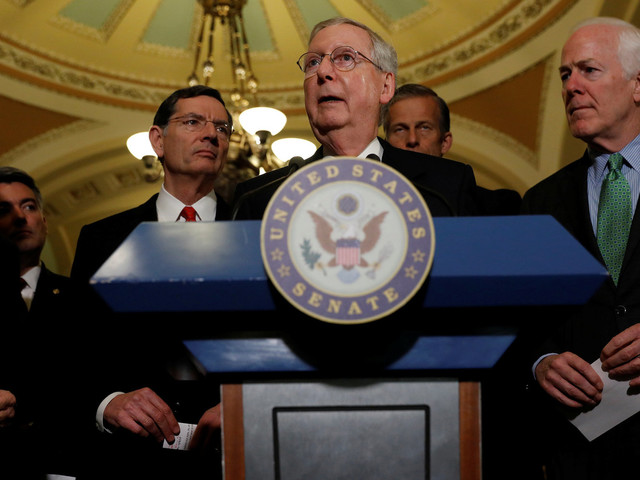 Everything You Need To Know About The GOP Senate Health Care Bill