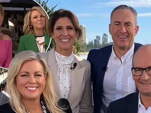 Sunrise continues to win ratings battle against Today after Logies