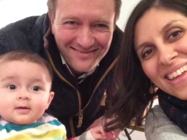 Nazanin Zaghari-Ratcliffe's Husband Hails 'First Ripple Of Freedom' After Iran Court Appearance Postponed