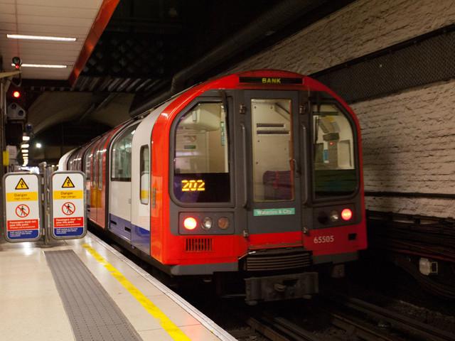 Waterloo & City line is restoring its full weekday service