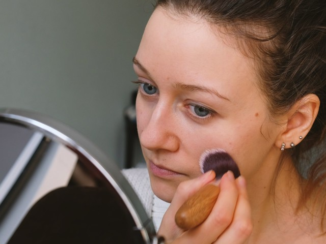 Makeup with SPF can protect you from the sun, but not as well as you think