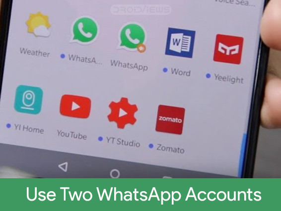 Use Two WhatsApp Accounts on OnePlus with Parallel Apps
