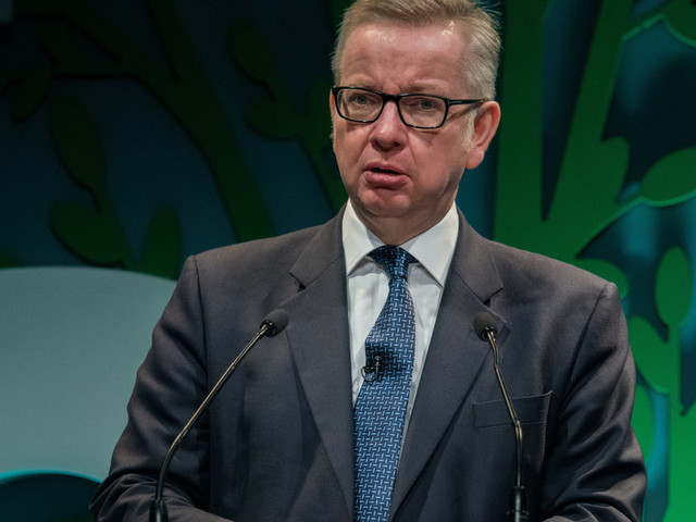 Michael Gove Jokes He And Philip Hammond Are 'Highly Aligned' On Brexit As He Calls For 'Exciting Domestic Agenda'