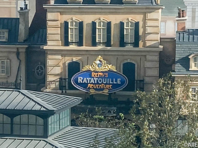 PHOTOS: Here's a Sign That Disney World's Ratatouille Attraction Is One Step Closer To Opening!