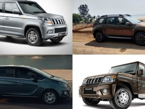 The Most Spacious SUVs And Crossovers For Less Than INR 10 Lakh