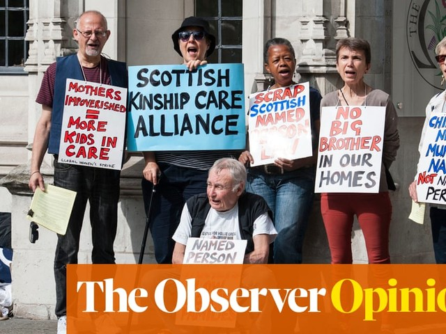 Holyrood must show its heart is in the right place for all its citizens | Kevin McKenna