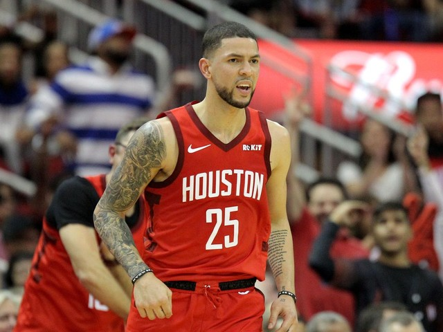 New York Knicks' Latest Signing Austin Rivers Pens an Emotional Message for Houston Rockets