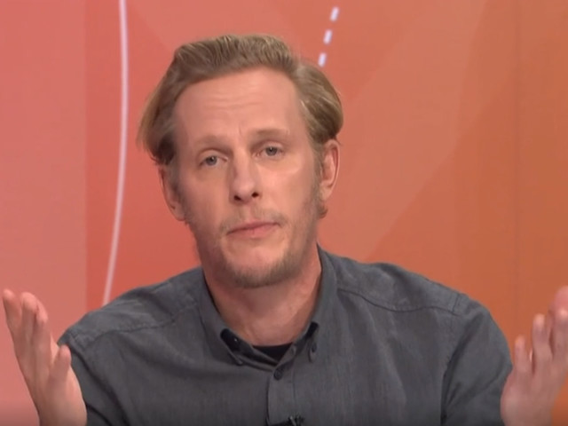 Laurence Fox reveals he broke up with girlfriend for being 'too woke' as he hits out and black and working class actors
