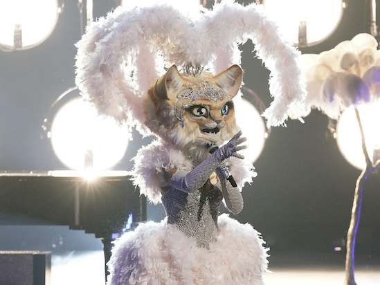 'The Masked Singer' Eliminates Another Celebrity Contestant: And the Kitty Is… (Video)