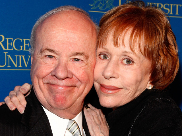 Carol Burnett Remembers 'Carol Burnett Show' Co-Star Tim Conway After His Death