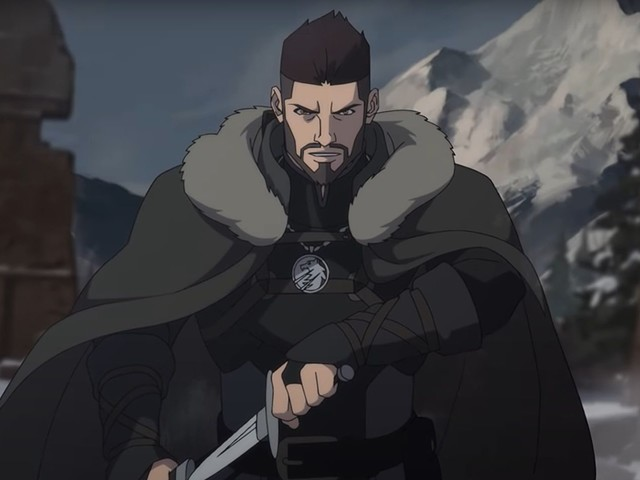 The Witcher: Nightmare Of The Wolf teaser gives first look at anime prequel