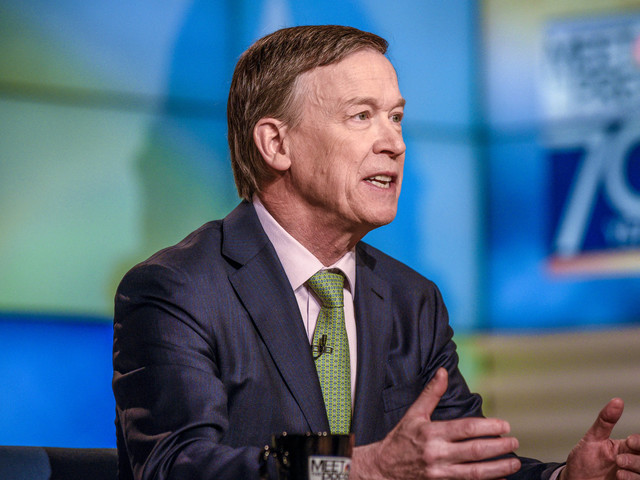 Colorado Governor: Sessions Finds Obama-Era Marijuana Policy 'Not Too Far' Off