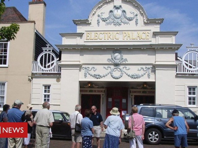 Harwich Electric Palace cinema aims to reopen next year