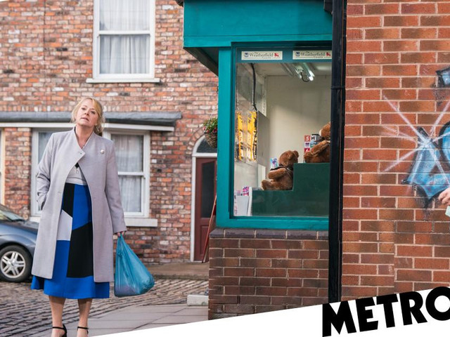 Coronation Street spoilers: Sharon Bentley makes a shocking return