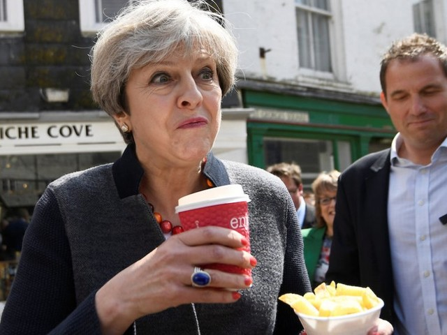 All the times the Tories attacked Labour's 'Marxist' energy bill freeze May's now stolen