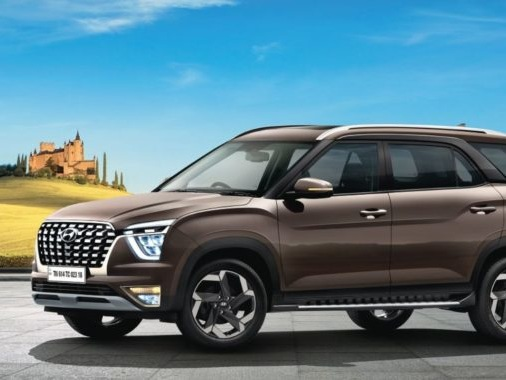 Hyundai Commences Bookings For Alcazar; Interior And Features Revealed