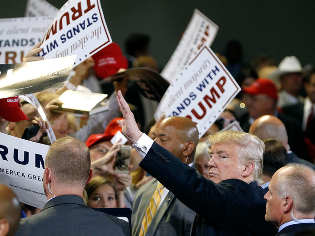 Trump to hold rally in Arizona on Tuesday ... despite pleas from local authorities to stay away