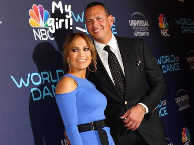 Alex Rodriguez Gushes About His Relationship With 'Amazing' Jennifer Lopez For A Sit Down With Nightline!