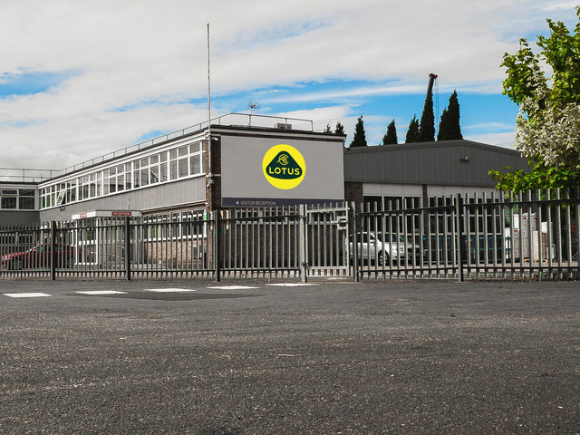 New Lotus facility to create 125 jobs in Norwich