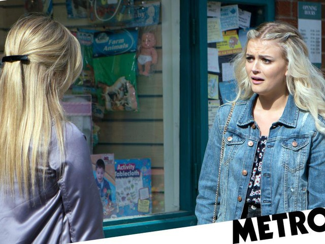Coronation Street star Lucy Fallon predicts what the new boss will do with Bethany Platt