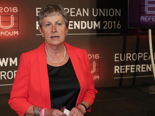 Brexiter Gisela Stuart Condemns 'Vacuous' EU Referendum And David Cameron For Calling It