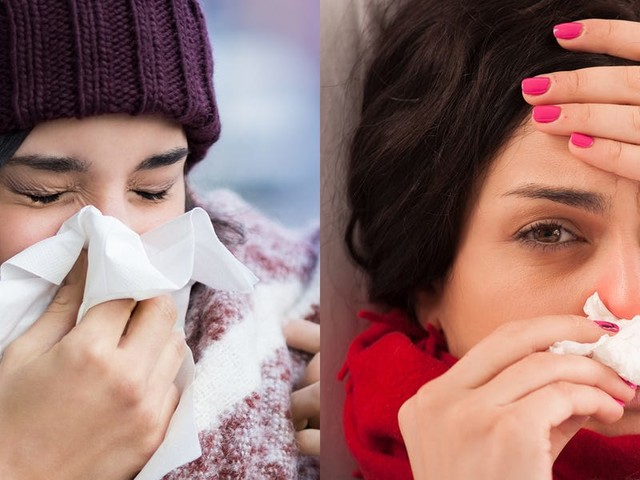 Yes, you can you get the flu more than once a year