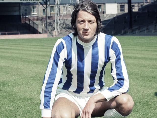 Breathtaking Frank Worthington moment as Huddersfield Town mark his 71st birthday against Birmingham City