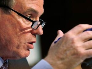 The Latest: Warner eyes social-media political-ad regulation