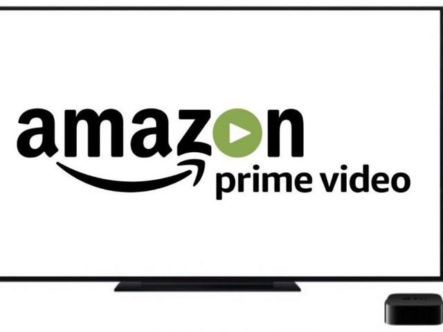Amazon Prime Video App Launches on Apple TV