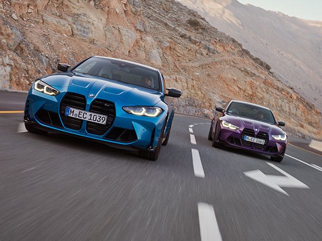 Advertising Feature | BMW M3 and M4: make every journey a drive to remember
