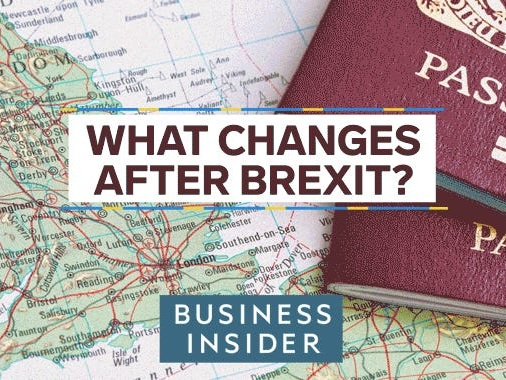 What will actually change now the UK has left the EU?