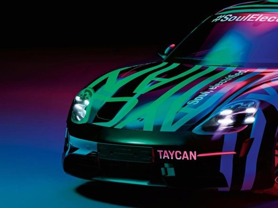 Teaser Images Show Better Look at Production Porsche Taycan