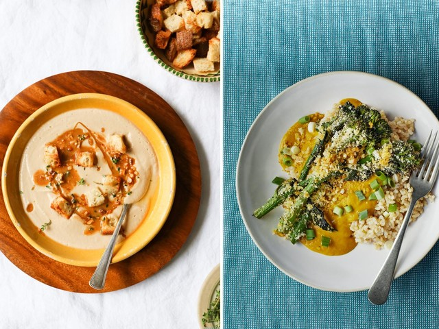 Delicious plant-based recipes from Deliciously Ella, Fearne Cotton and more