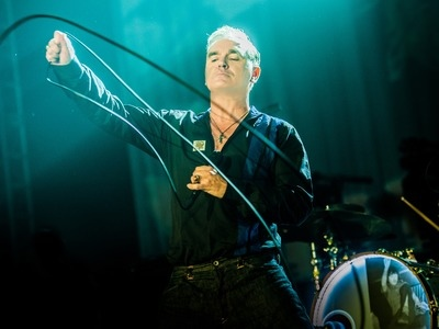 Morrissey: London tickets now on sale
