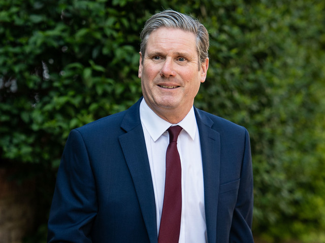 Keir Starmer's first PMQs: 'the opposition is back'