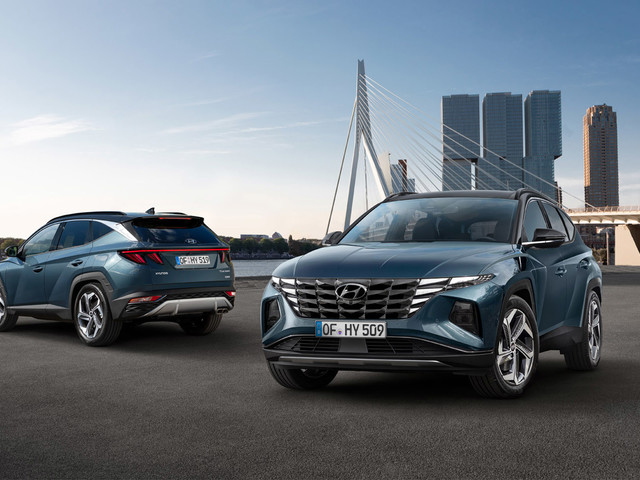2021 Hyundai Tucson unveiled with bold look, new tech